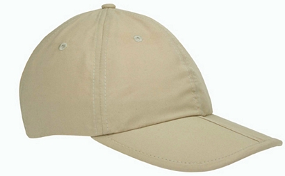 Microvezel Opvouwbare Cap