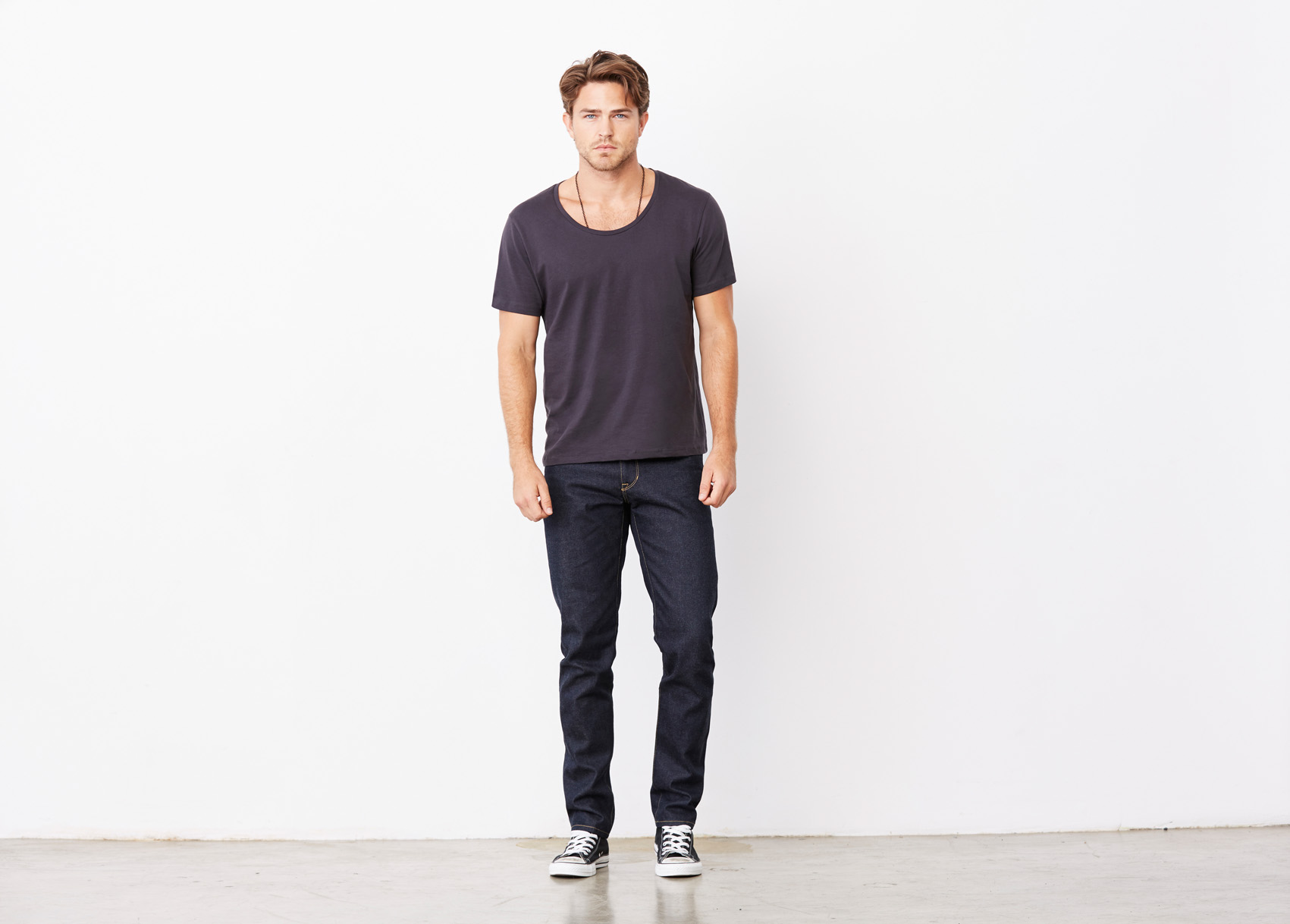 Bel+Can T-shirt Wide Neck