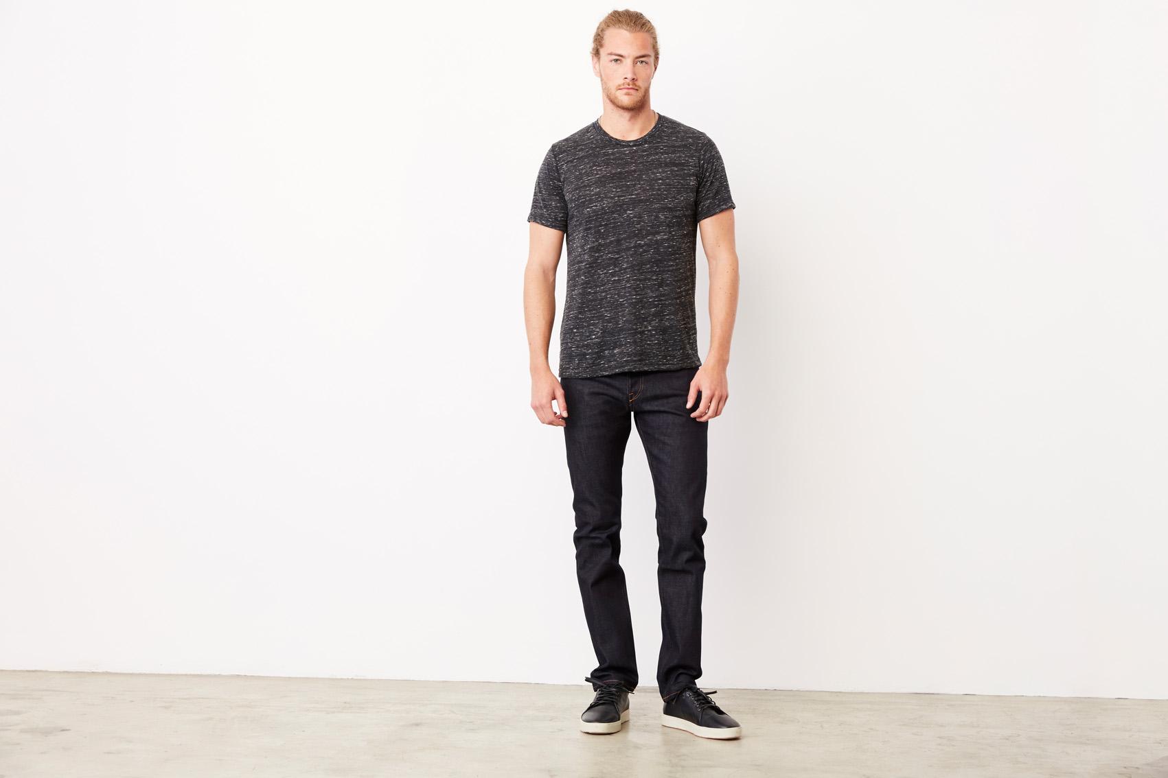 Bel+Can T-shirt Poly-Cott