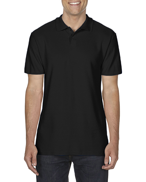 Gildan Polo Softstyle Double Pique SS for him