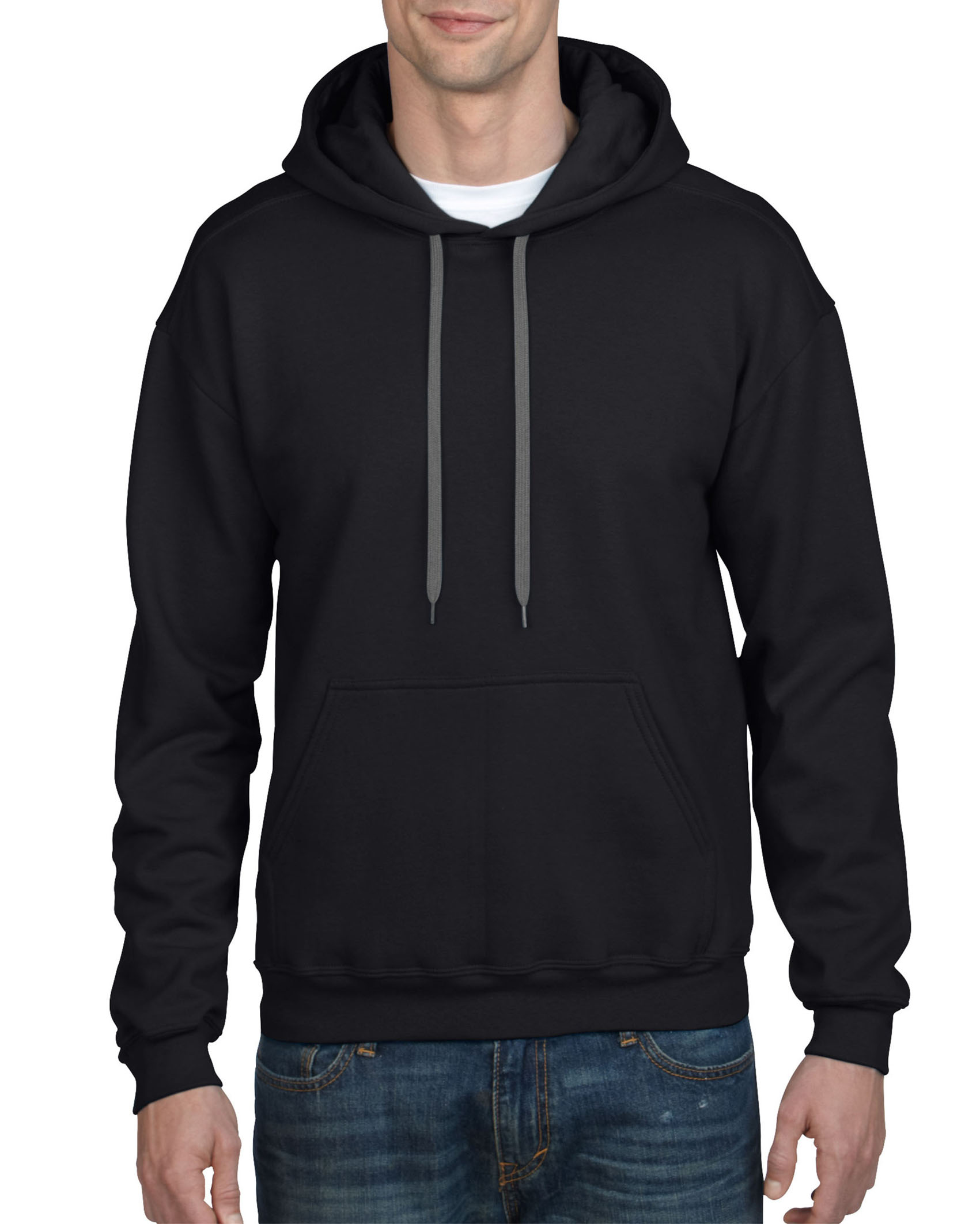 Gildan Sweater Hooded Premium Cotton