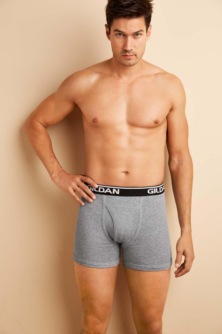 Gildan UW Boxer Brief 3-pack