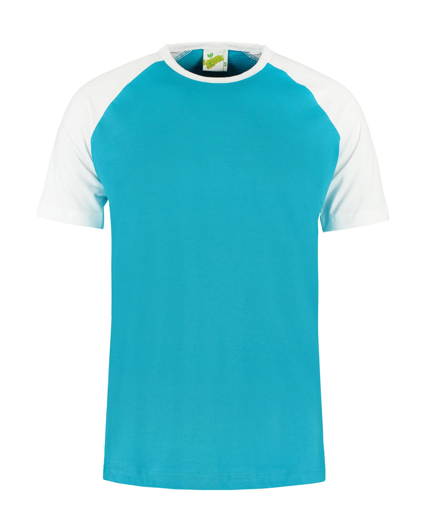 L&S T-shirt Baseball SS