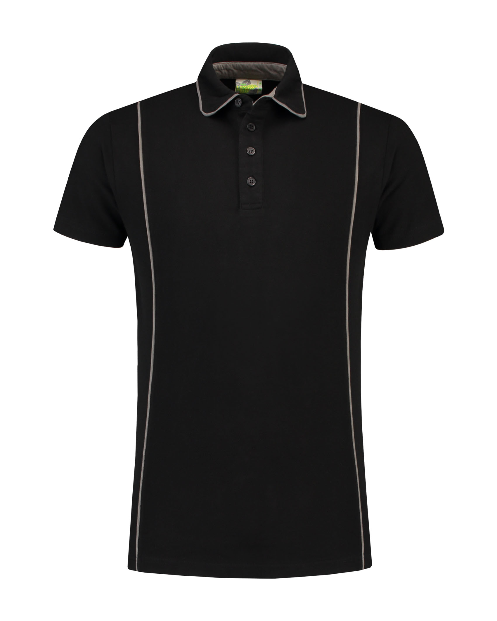 L&S Polo Piping SS for him