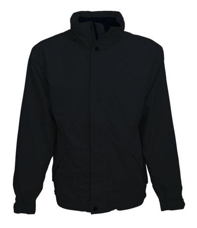 L&S Jacket Micro fibre poplin