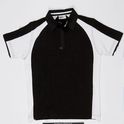 L&S Polo Premium SS for him