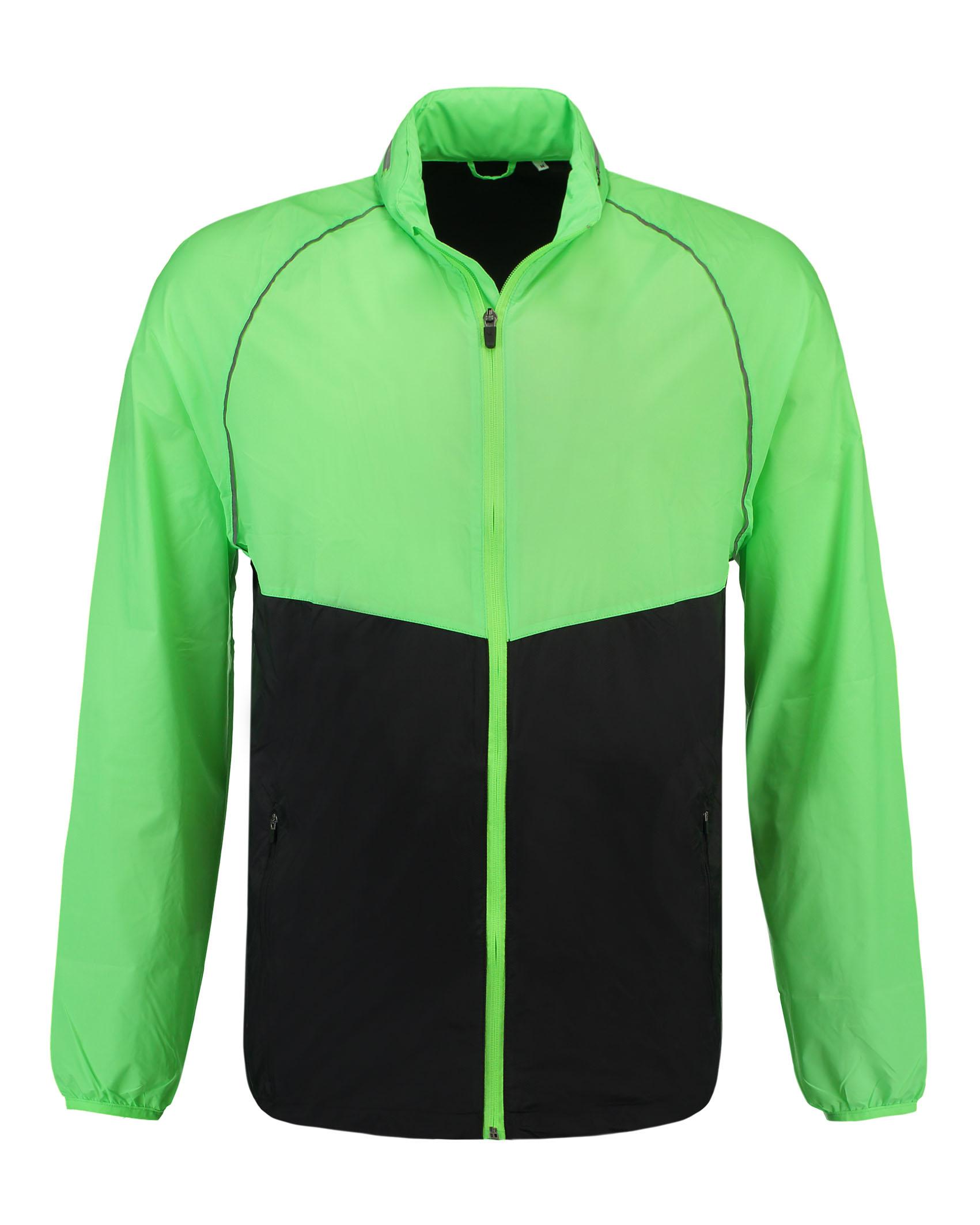 L&S Jacket Contrast Sport Unisex