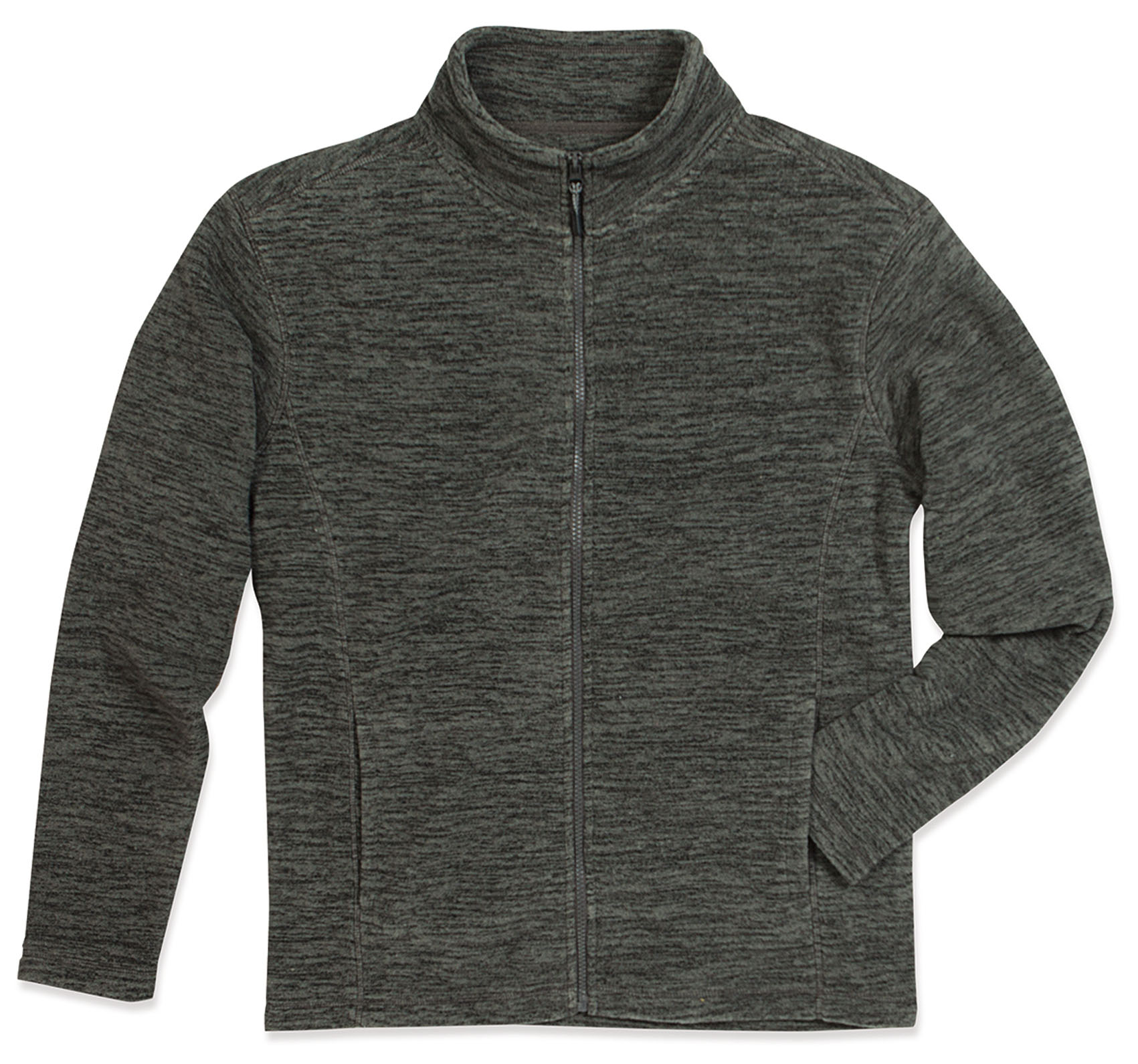 Stedman Melange Fleece Jacket Active for him