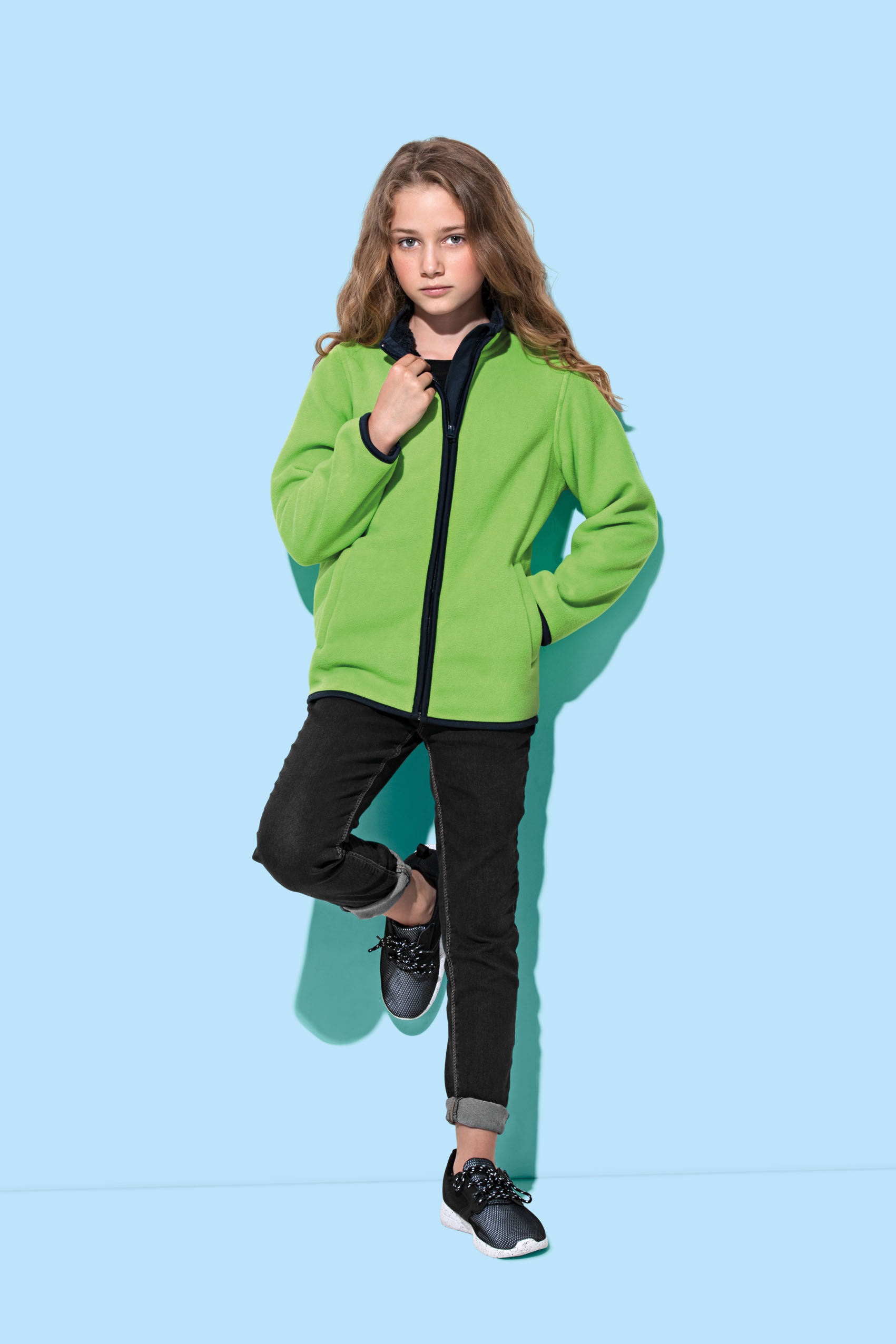 Stedman Jacket Teddy Fleece for kids