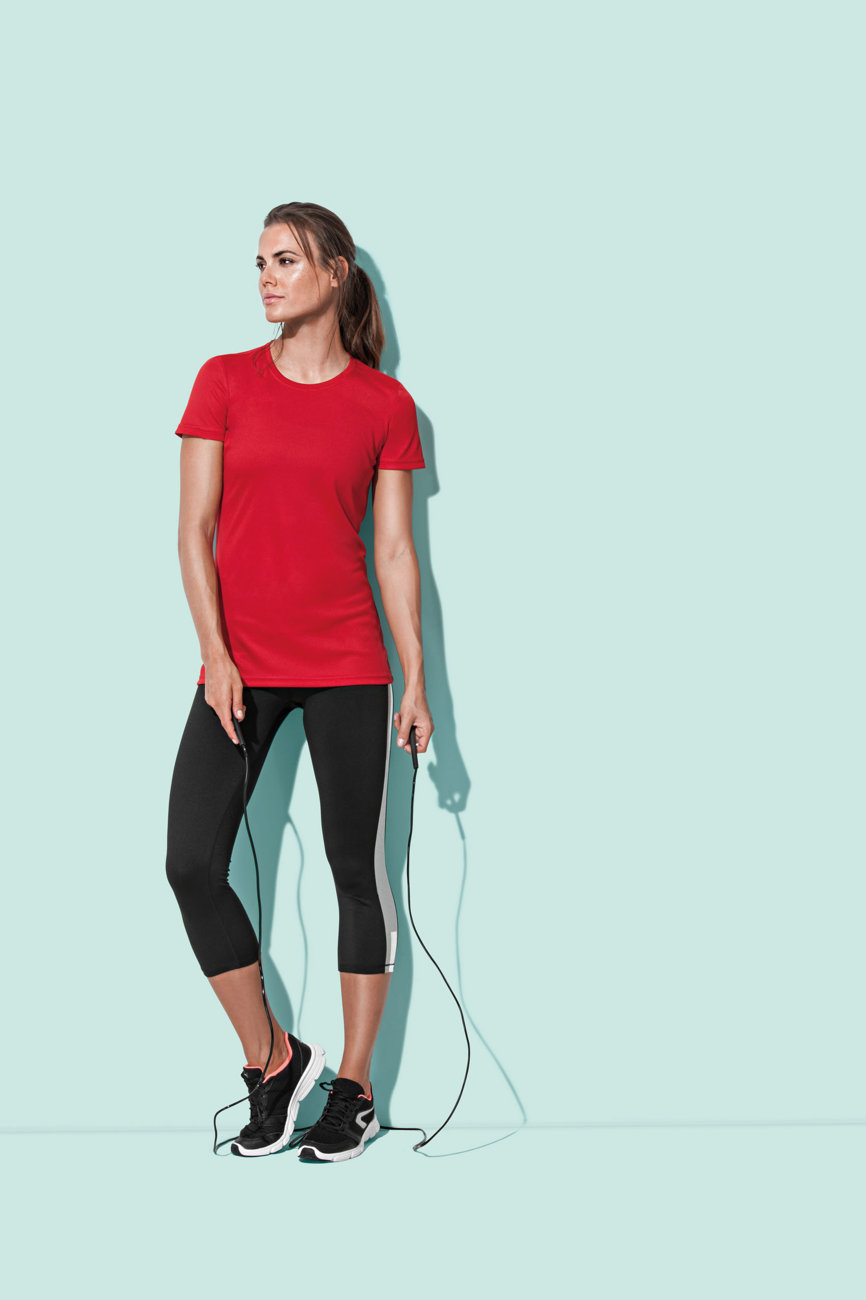 Stedman T-shirt Interlock Active-Dry SS for her