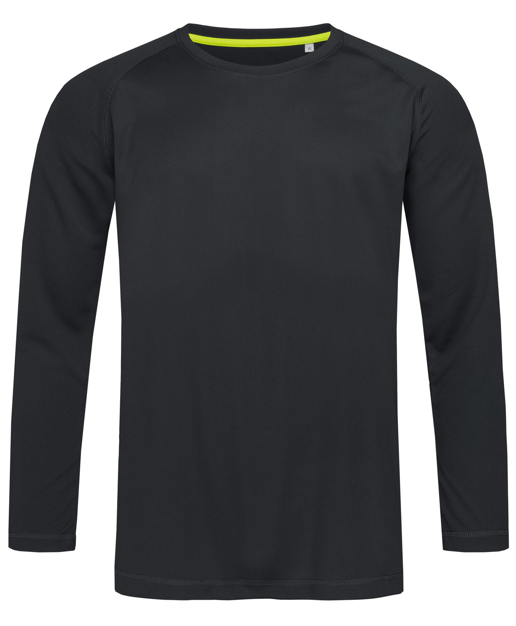 Stedman T-shirt Mesh ActiveDry LS