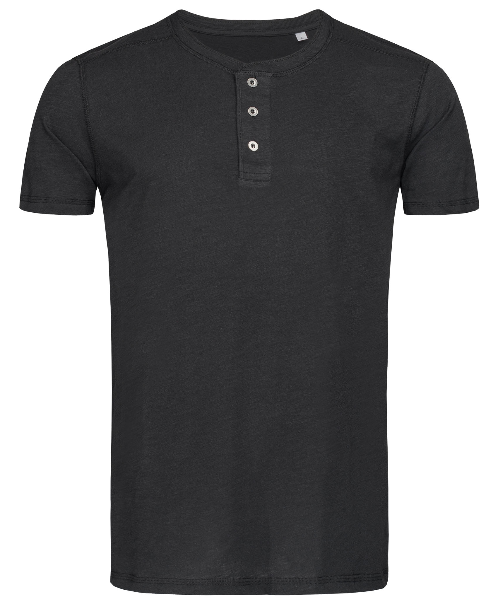 Stedman T-shirt Short Sleeve Henley Shawn for him